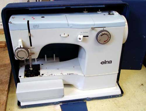 elna su sewing machine