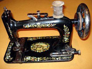 New Home Sewing Machine Company - NBWiki